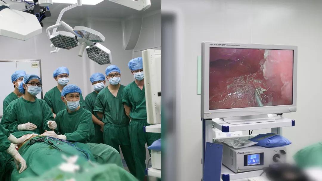 并实现线上全国同步直播,以满足全国隆胸同行医生进行免费学习和观摩.